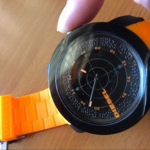 Japanese movement Diesel watch never used!